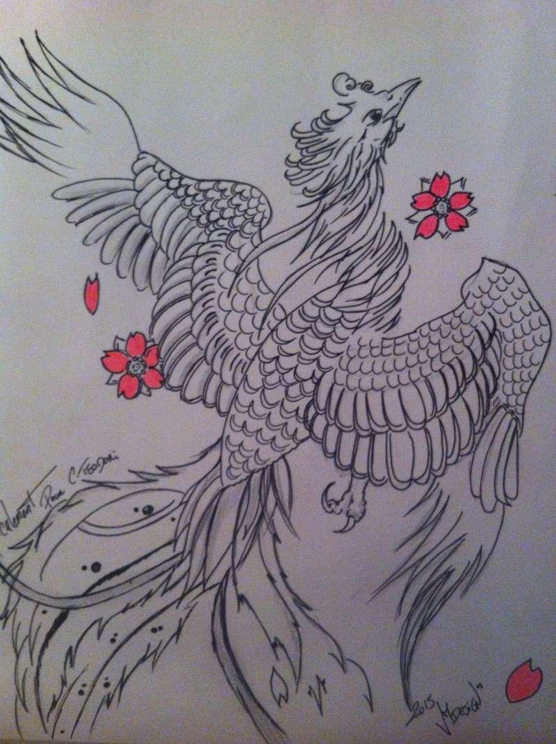 Vos dessins et autres créations !! - Page 4 Img_2913