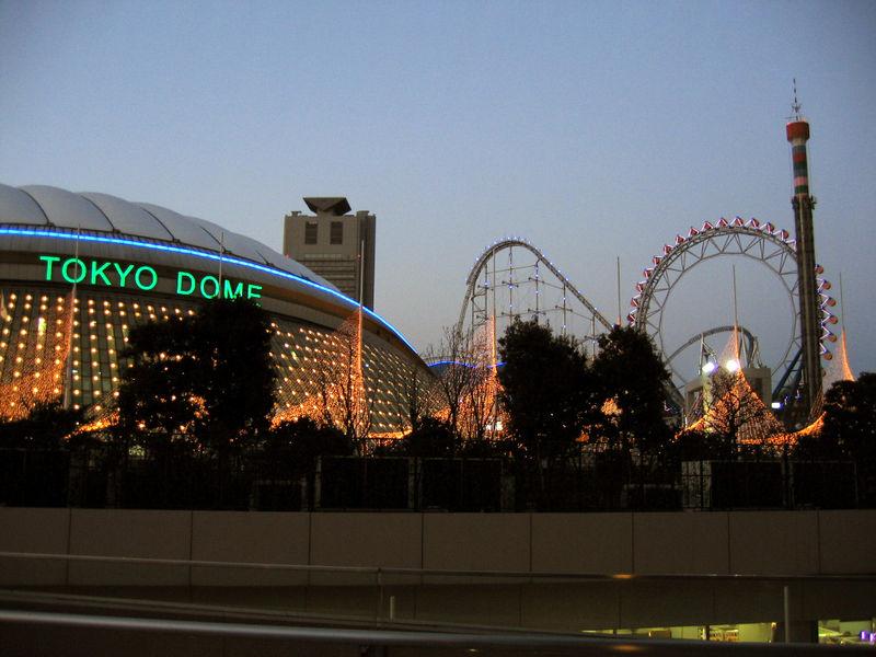 Tokyo Dome, Bunkyo Ward, Tokyo - Japon 800px-11