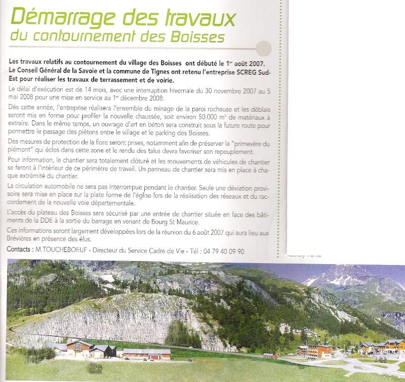 [Tignes] Réaménagement hameau des Boisses Devboi10