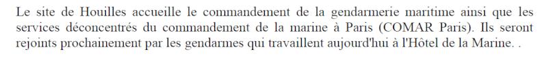 [Les états-major des ports et régions] ÉTAT-MAJOR ALFOST HOUILLES - Page 3 Gendar10