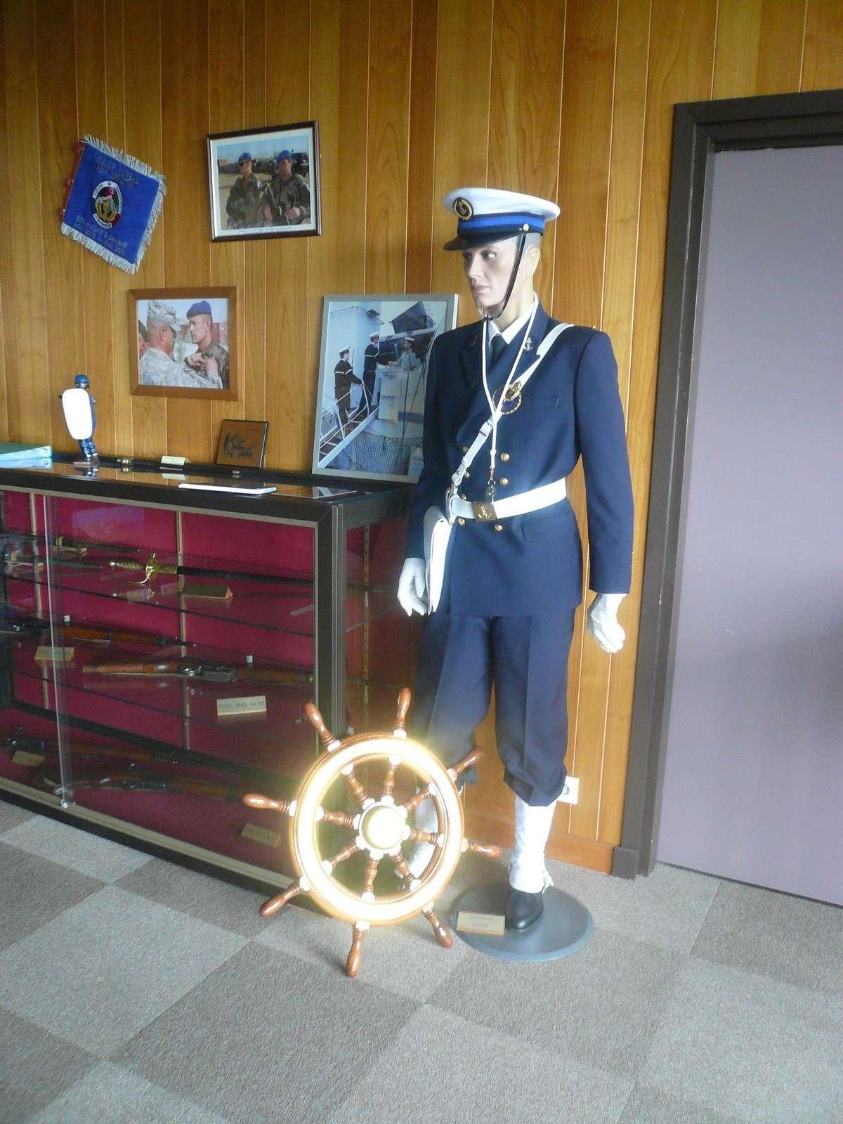 """[Divers Gendarmerie Maritime] Deux """"touristes"""" à L'île Longue P1130214"""