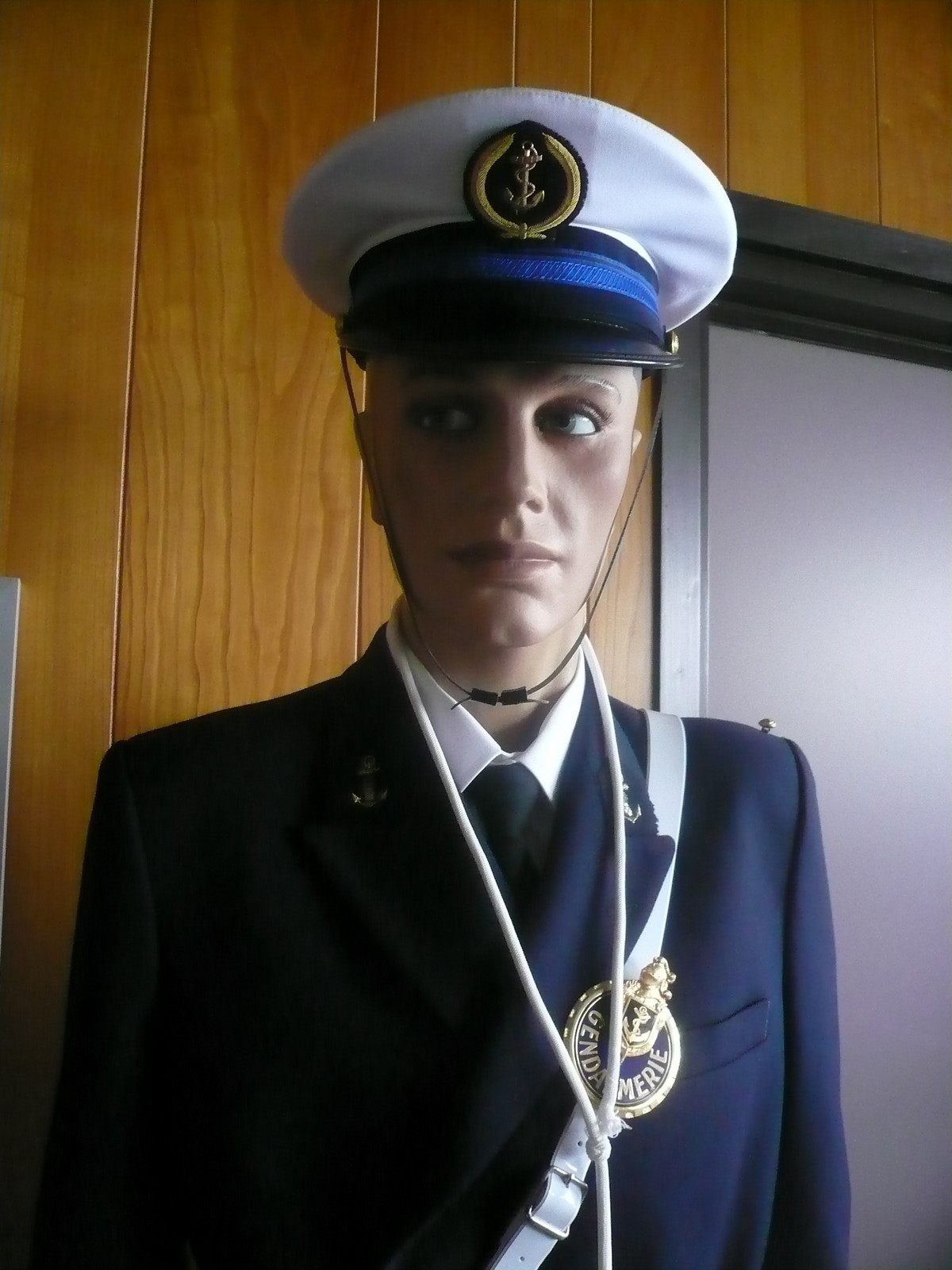 """[Divers Gendarmerie Maritime] Deux """"touristes"""" à L'île Longue P1130215"""