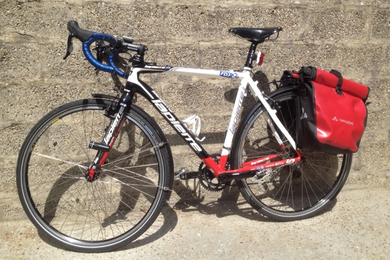 Randonneuse cyclo-cross vélotaff Lapierre Img_2432