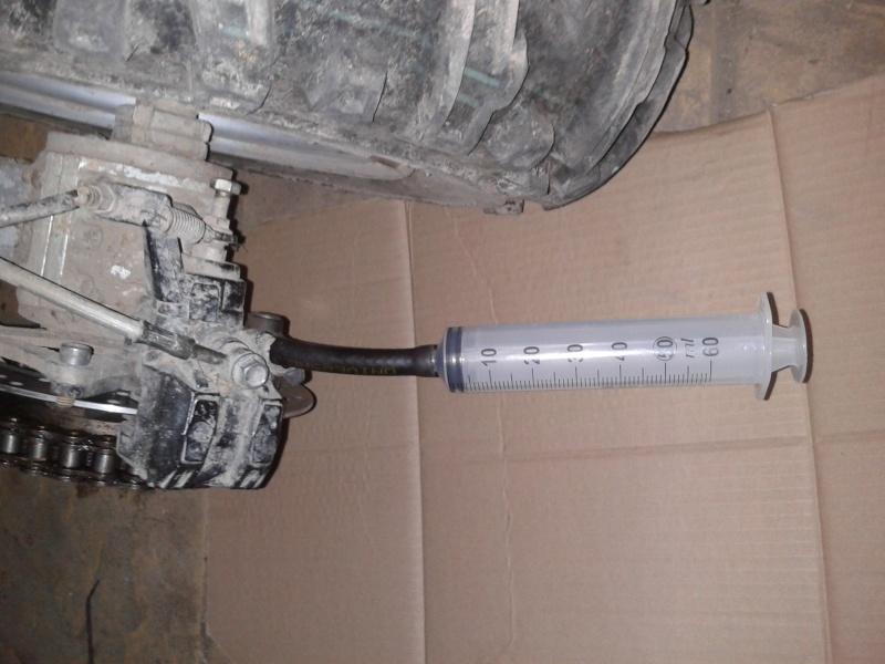 Purge maître cylindre double cuve 20150810