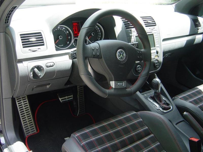 Golf GTI Edition 30 - Essai et commande Dsc02112