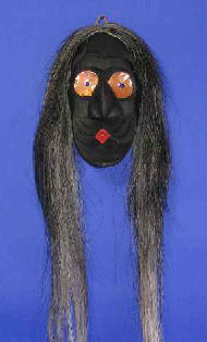 Masque Chamane Mask10