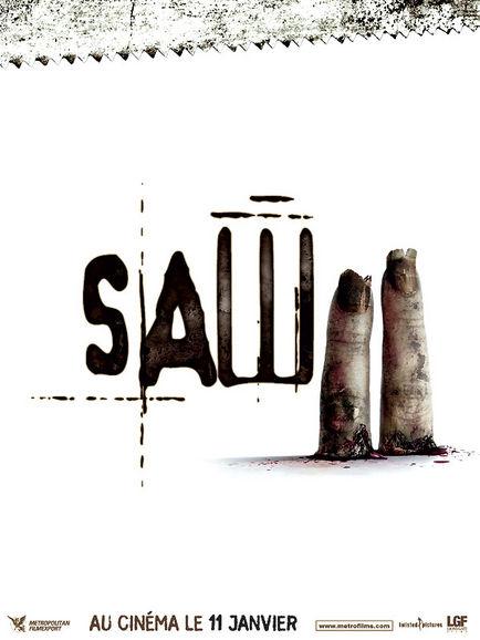 La saga des films SAW 18443210