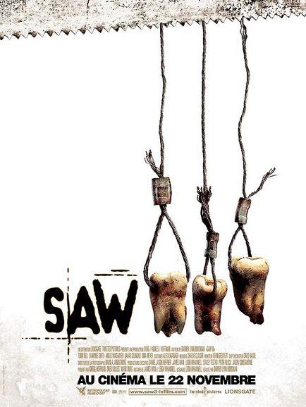 La saga des films SAW 18677710