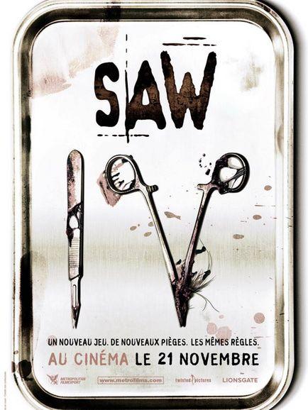 La saga des films SAW 18802310