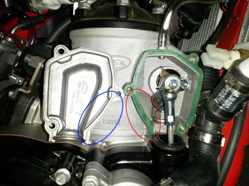 BETA 300 Xtrainer 2 temps à Graissage séparé - Page 5 Joint10