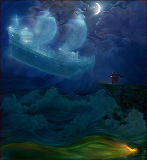 S'occuper du conscient uniquement ? S'occuper de l'inconscient uniquement ? Ghosts10