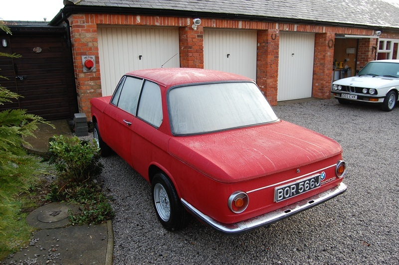 1971 BMW 2002 - NOW SOLD! 2002_410