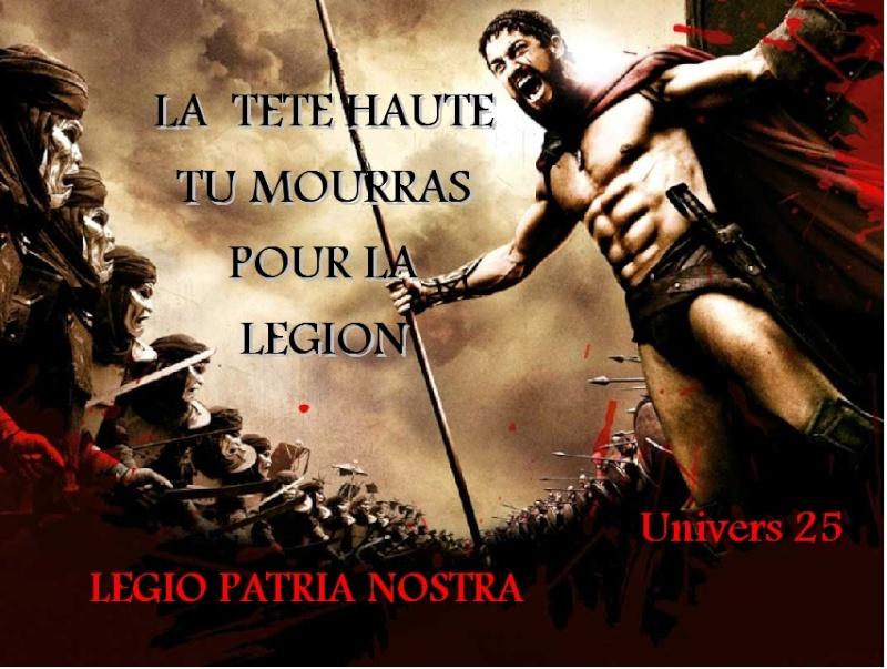 Forum de la Legio Patria Nostra. (L.P.N.)