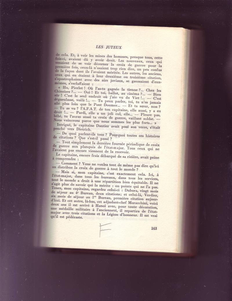 LES JUTEUX -, lvre qui avait été inerdit à la vete... lire suit ci-après - Page 3 Mes_i162