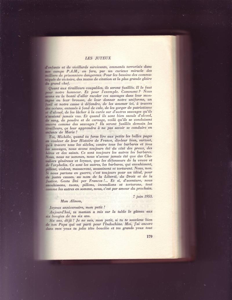 LES JUTEUX -, lvre qui avait été inerdit à la vete... lire suit ci-après - Page 3 Mes_i178
