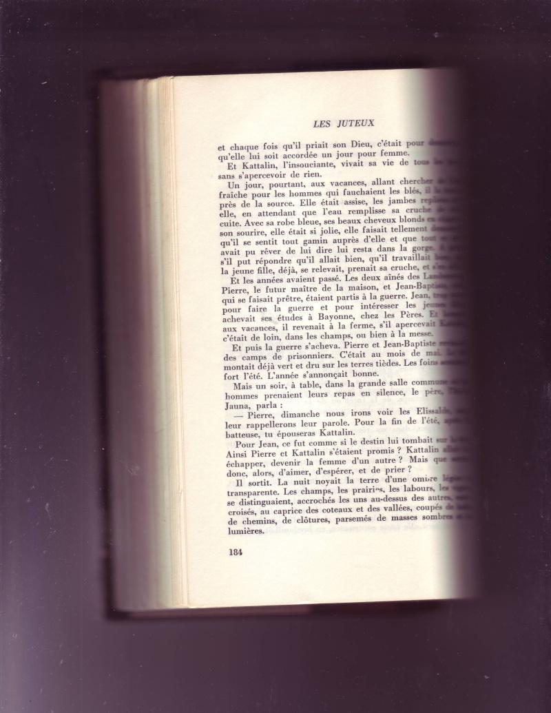 LES JUTEUX -, lvre qui avait été inerdit à la vete... lire suit ci-après - Page 3 Mes_i183