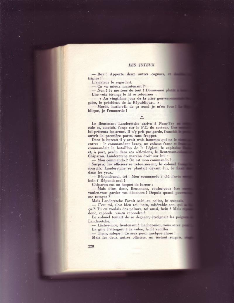 LES JUTEUX -, lvre qui avait été inerdit à la vete... lire suit ci-après - Page 4 Mes_i219