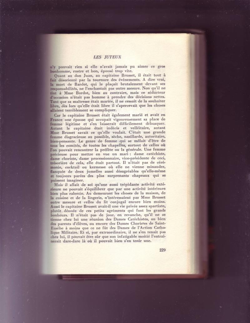 LES JUTEUX -, lvre qui avait été inerdit à la vete... lire suit ci-après - Page 4 Mes_i228