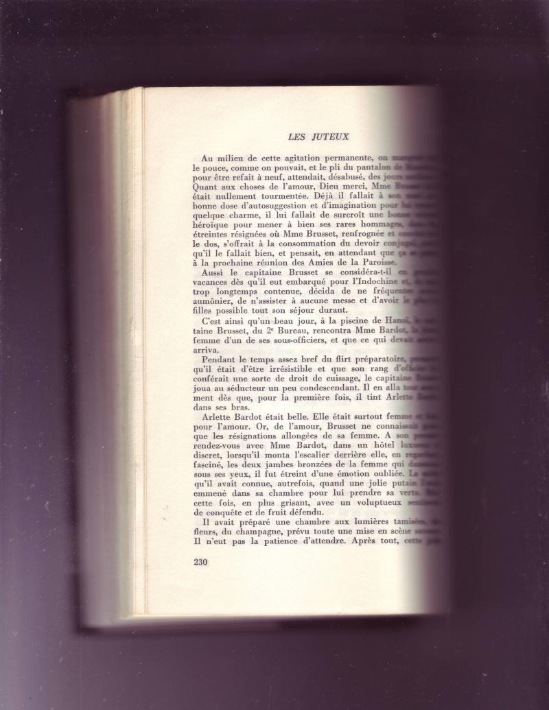 LES JUTEUX -, lvre qui avait été inerdit à la vete... lire suit ci-après - Page 4 Mes_i229