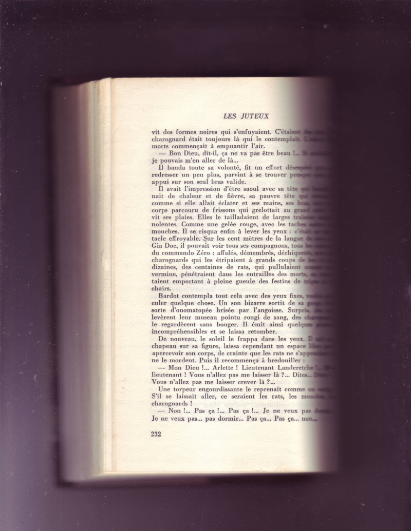LES JUTEUX -, lvre qui avait été inerdit à la vete... lire suit ci-après - Page 4 Mes_i231