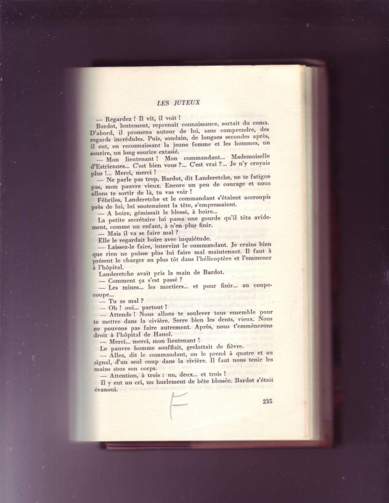 LES JUTEUX -, lvre qui avait été inerdit à la vete... lire suit ci-après - Page 4 Mes_i234