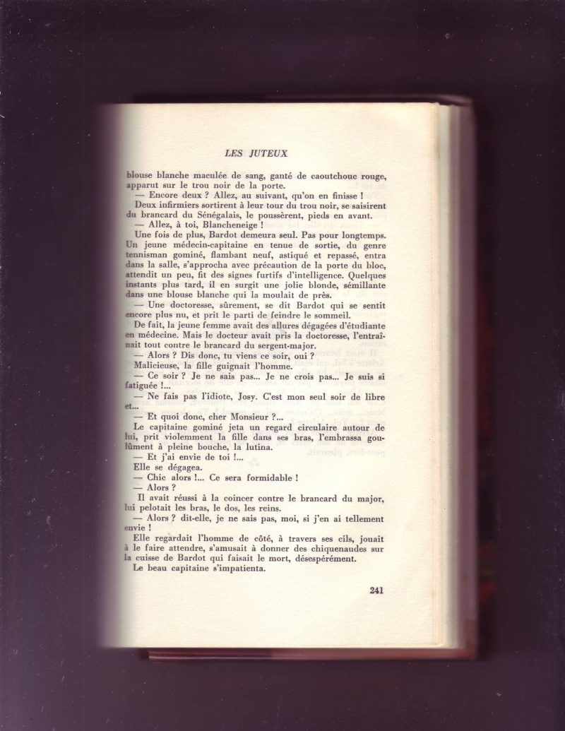 LES JUTEUX -, lvre qui avait été inerdit à la vete... lire suit ci-après - Page 4 Mes_i241