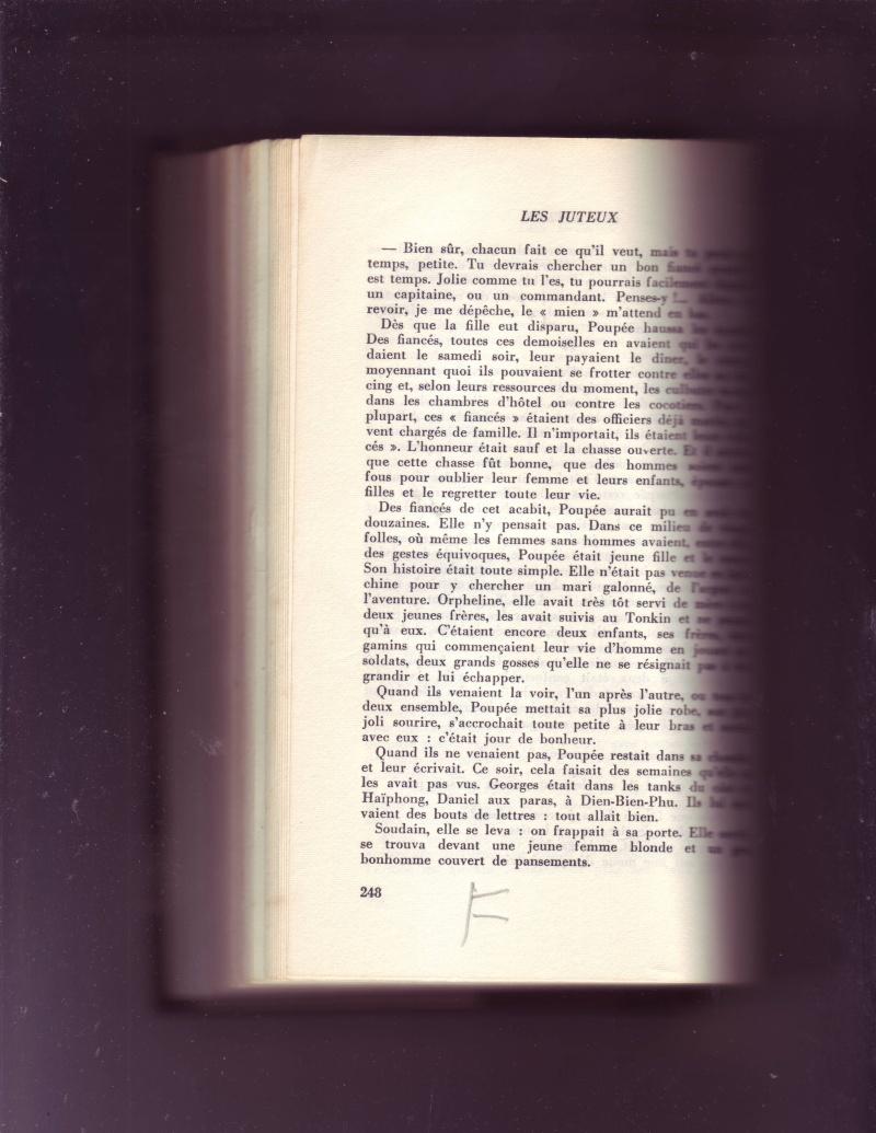 LES JUTEUX -, lvre qui avait été inerdit à la vete... lire suit ci-après - Page 4 Mes_i249