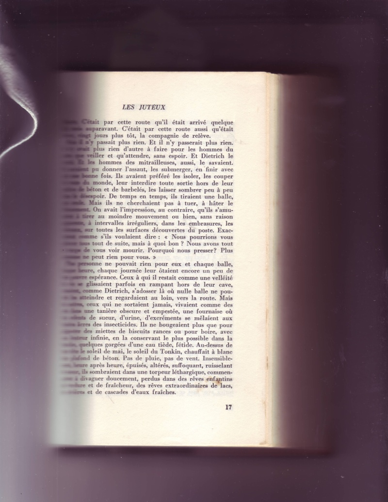 LES JUTEUX -, lvre qui avait été inerdit à la vete... lire suit ci-après Numeri15