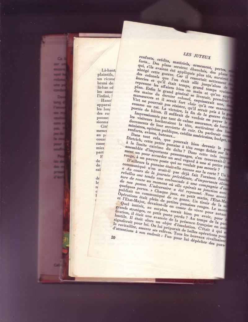 LES JUTEUX -, lvre qui avait été inerdit à la vete... lire suit ci-après Numeri17