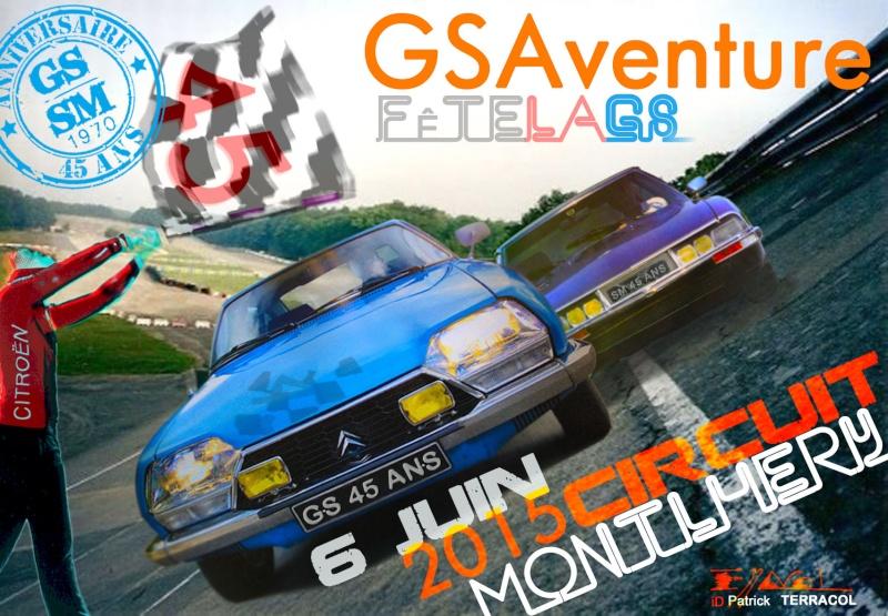 45 ans GS et SM  circuit Montlhéry 6 juin 2015 45-ans10