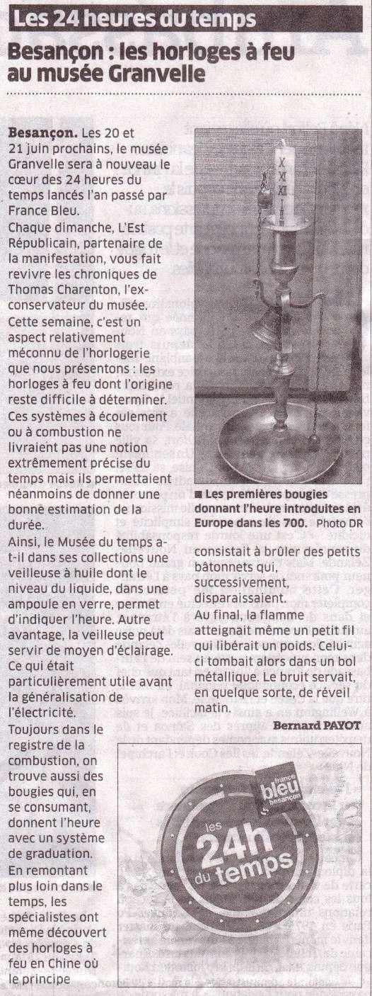 1ere Bourse horlogere au Musée du temps à Besançon - Page 3 Bourse11