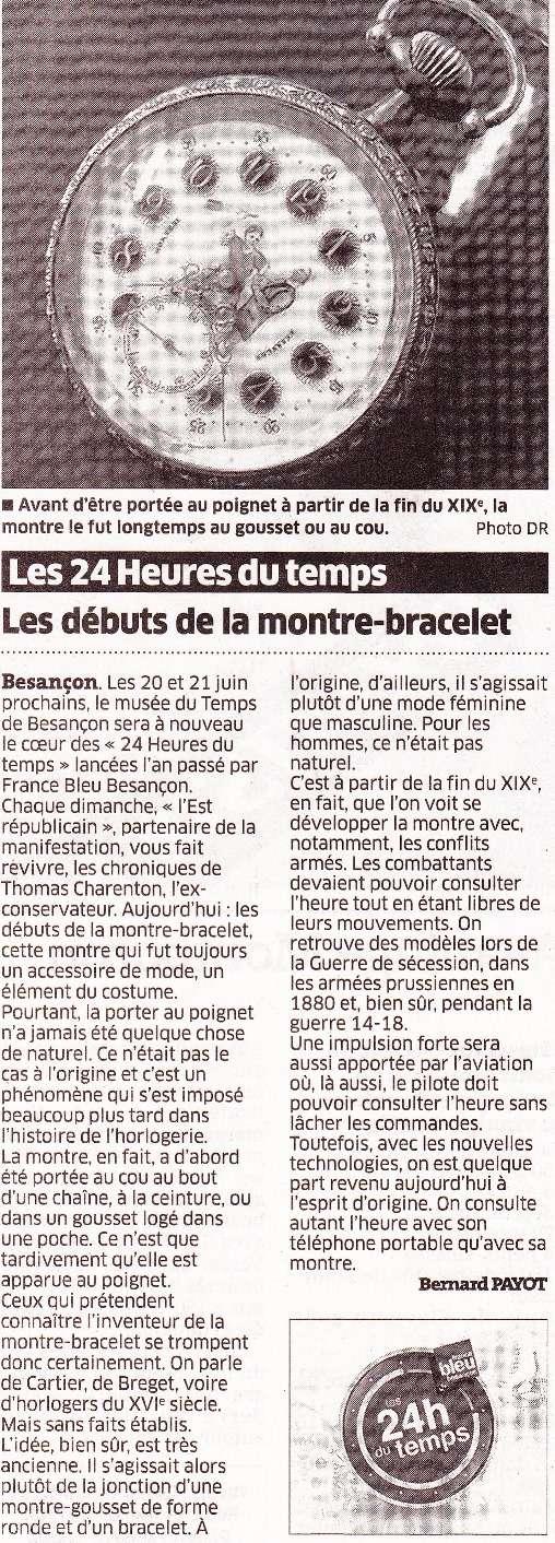1ere Bourse horlogere au Musée du temps à Besançon - Page 3 Bourse12