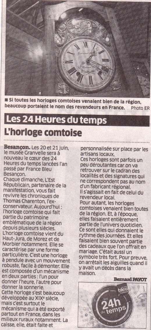1ere Bourse horlogere au Musée du temps à Besançon - Page 3 Bourse13