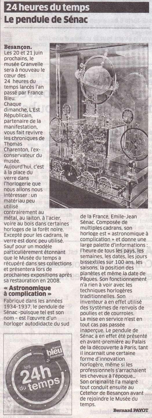 1ere Bourse horlogere au Musée du temps à Besançon - Page 3 Bourse14