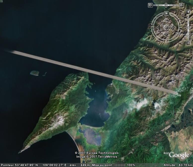 Lac Baîkal - RUSSIE : une belle ligne Ge_lac10