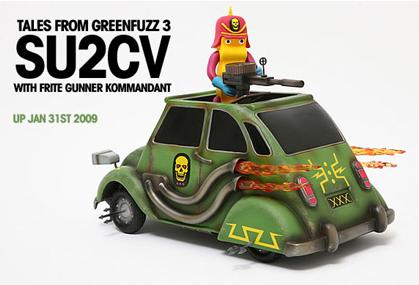 2CV guerrière...... Tales_10