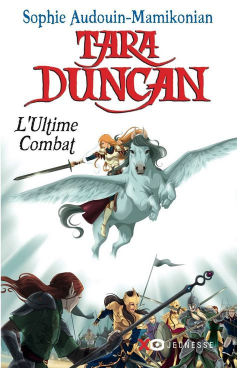 [Audouin-Mamikonian, Sophie] Tara Duncan - Tome 12: L'Ultime Combat 32268310