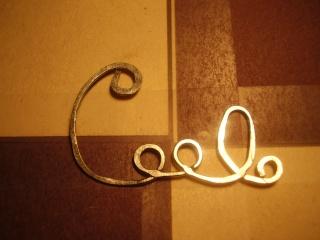 Mots et lettres en métal Photo_18