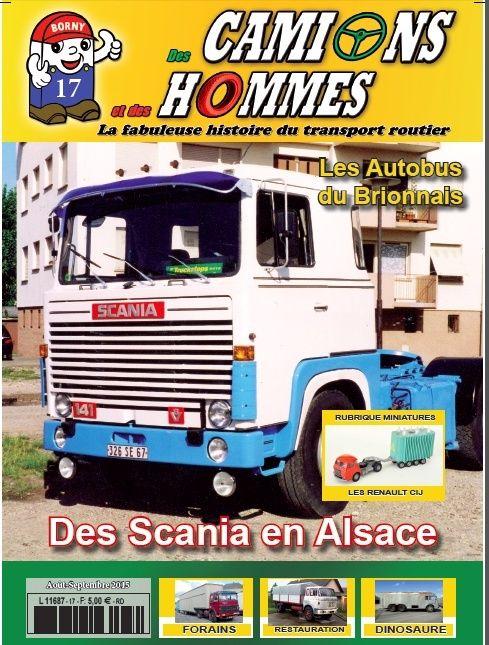 Des Camions et des Hommes N°16 - Page 2 Couv_110