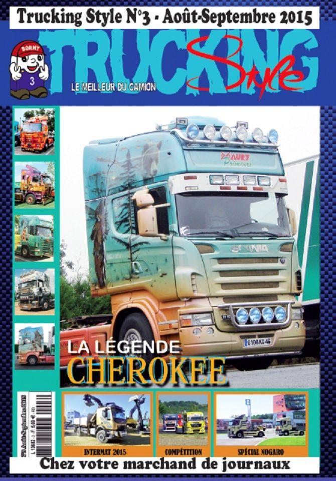 Des Camions et des Hommes N°16 - Page 2 Couv_310