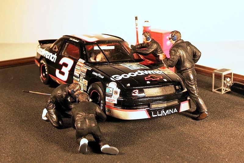 """"""" RAVITAILLEMENT NASCAR """" (vu à Chanteloup) Dionas11"""