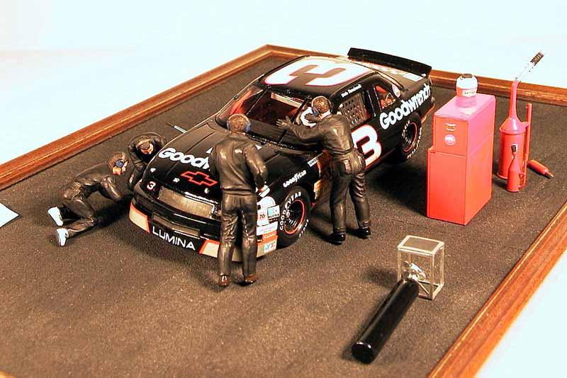 """"""" RAVITAILLEMENT NASCAR """" (vu à Chanteloup) Dionas12"""