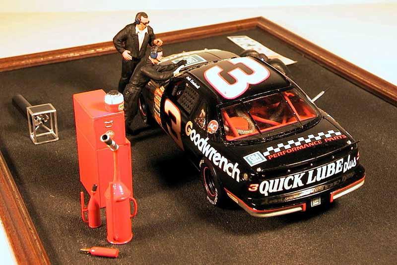 """"""" RAVITAILLEMENT NASCAR """" (vu à Chanteloup) Dionas13"""
