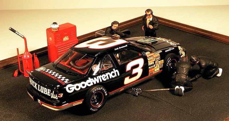 """"""" RAVITAILLEMENT NASCAR """" (vu à Chanteloup) Dionas14"""