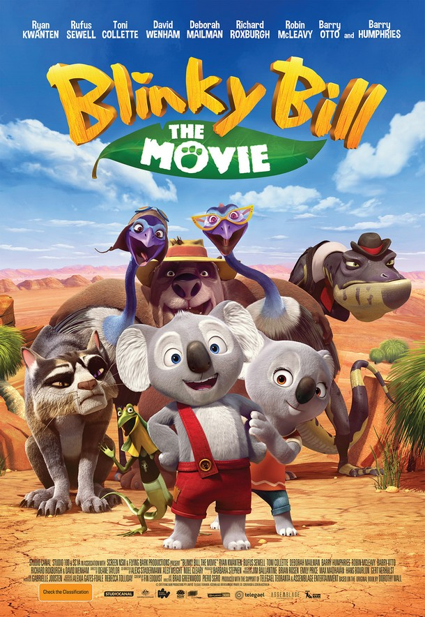 BLINKY BILL - Flying Bark - Australie - 17 septembre 2015 Blinky10