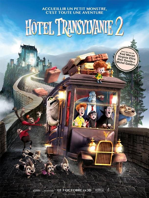 HOTEL TRANSYLVANIE 2 - Sony Pictures - 07 octobre 2015 Hotelt10