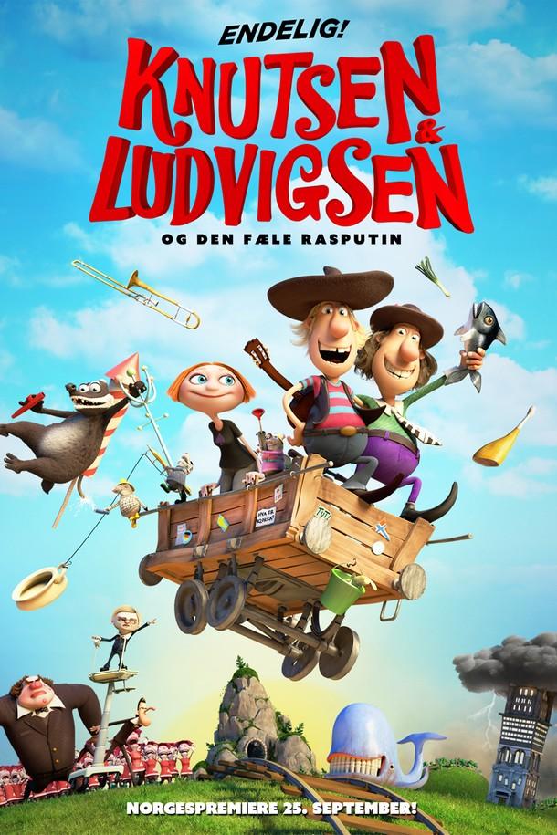 KNUTSEN & LUDVIGSEN - Qvisten animation - 25 septembre 2015 Knutse10