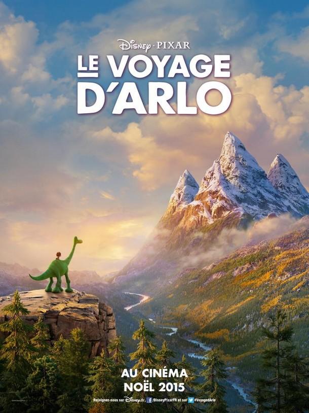 THE GOOD DINOSAUR - Pixar - 25 novembre 2015 Levoyd10