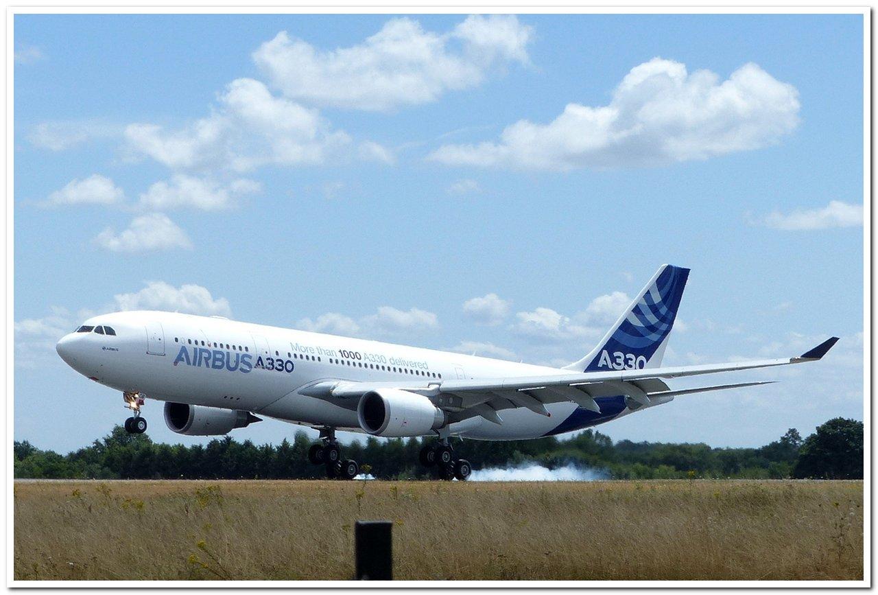 [22/07/2015] Airbus A330-200 (F-WWCB) Airbus Industries P1030711