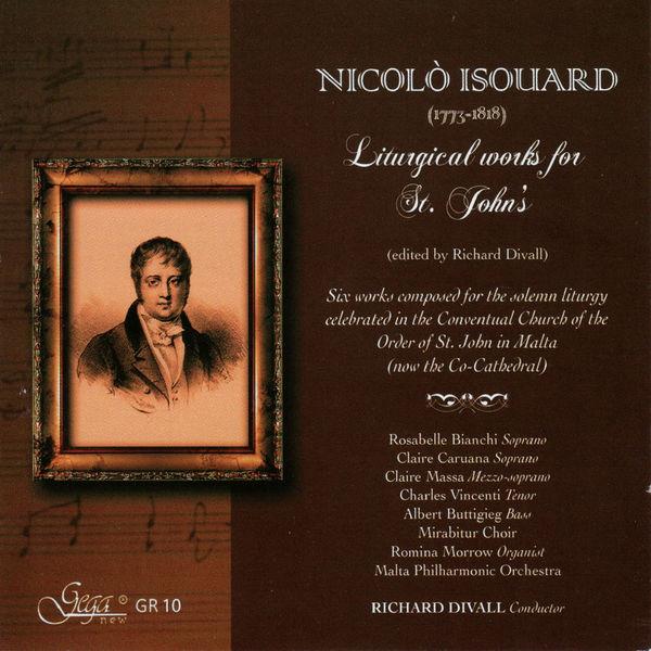 Nicolò Isouard, dit Nicolo (1773-1818) Cover25